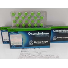 Oxandrolone Sterling