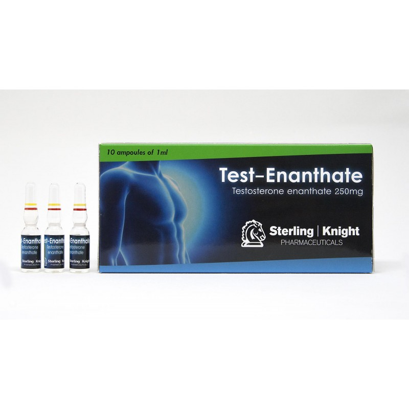 Test-Enanthate Sterling Knight